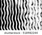 ink wavy stripe texture.... | Shutterstock .eps vector #518982244