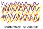 pattern abstract watercolor wave | Shutterstock . vector #519000631