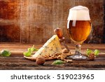 Blue Cheese Appetizer And Beer...