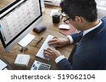 planner calendar schedule date... | Shutterstock . vector #519062104
