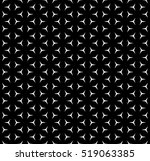 vector seamless pattern ... | Shutterstock .eps vector #519063385