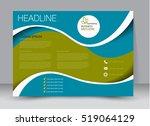 flyer  brochure  billboard...   Shutterstock .eps vector #519064129