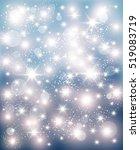 christmas shiny background.   Shutterstock .eps vector #519083719