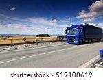 truck on the road | Shutterstock . vector #519108619