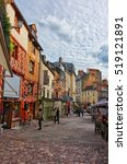 rennes  france   may 7  2012 ... | Shutterstock . vector #519121891