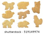 Animal Shaped Cracker  Biscuit...