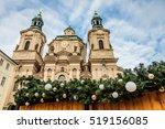 The Church Of St Nicholas At...