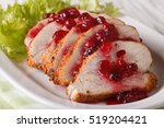Sliced Roasted Turkey Breast...