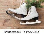 Vintage Ice Skates For Figure...