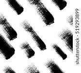 brush strokes seamless pattern ... | Shutterstock .eps vector #519293899