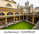 bath  uk   circa september 2016 ... | Shutterstock . vector #519298249