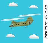 Chinook Transport Helicopter...