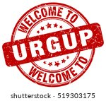 welcome to urgup. stamp. | Shutterstock .eps vector #519303175