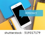 Small photo of DEMOCRACY CONCEPT