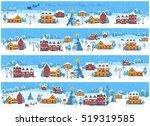 set stock vector illustration... | Shutterstock .eps vector #519319585