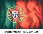 3d rendering of an old portugal ... | Shutterstock . vector #519324235