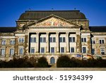 saxon state ministry of finance ... | Shutterstock . vector #51934399
