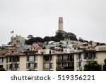 View On The Coit Tower On...
