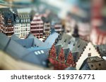 Old Traditional Buildings In...