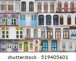 Colorful Windows Collection Of...
