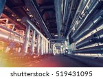industrial zone  steel... | Shutterstock . vector #519431095