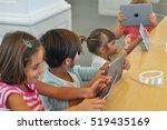 turin  italy   circa september... | Shutterstock . vector #519435169
