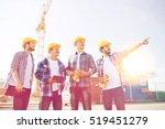 business  building  teamwork ... | Shutterstock . vector #519451279