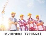 business  building  teamwork... | Shutterstock . vector #519453265