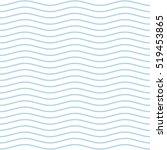 wave seamless pattern.   Shutterstock .eps vector #519453865