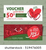 gift voucher coupon template...