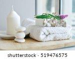 Spa Still Life  Spa Soap On A...