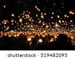 Floating Lantern Festival In...