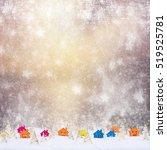Christmas Grunge Background...