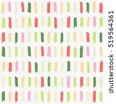 abstract pattern with color... | Shutterstock .eps vector #519564361