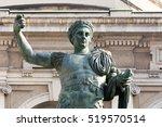Statue Roman Emperor...