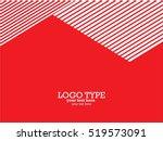 oblique  diagonal lines pattern. | Shutterstock .eps vector #519573091