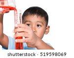 science education concept ... | Shutterstock . vector #519598069