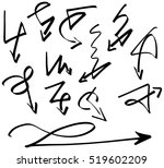 collection set of different... | Shutterstock .eps vector #519602209