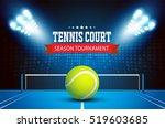 Tennis Ball Championship Or...