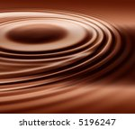 smooth chocolate swirl | Shutterstock . vector #5196247