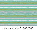 seamless horizontal gold...   Shutterstock .eps vector #519632065