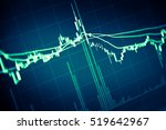 data analyzing in trading... | Shutterstock . vector #519642967