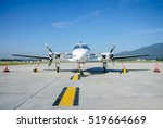 Small Airplane Or Aeroplane...