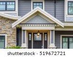 a perfect neighborhood. houses... | Shutterstock . vector #519672721