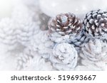 Pine Cone Decoration For Winte...