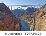 View From The Hoover Dam Of Th...