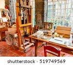 coyoacan  mexico   oct 28  2016 ... | Shutterstock . vector #519749569