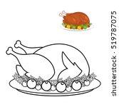 Roast Turkey For Thanksgiving...