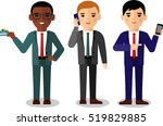 illustration of different... | Shutterstock .eps vector #519829885