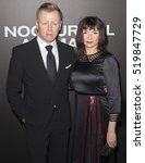 Small photo of New York City, USA - November 17, 2016: Composer Abel Korzeniowski and Mina Korzeniowska attend the 'Nocturnal Animals' New York premiere held at The Paris Theatre